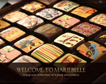 Marie Belle chocolate